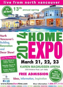 North Van Home Show 2014